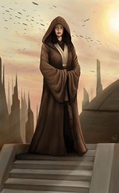 Jedi Master by spirit815.deviantart.com on @deviantART