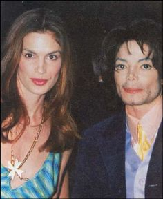 cindy crawford michael jackson - Google Search