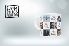 My Family | CanaMugs My Family, Mugs, Tableware, Design, Dinnerware, Cups, Dishes, Families, Design Comics