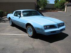 Which movie is the 1978 Pontiac Firebird featured in?
