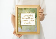 Motivational Wall Art - Motivational Quote - Dorm Room Decor - Girl Office Decor - Home Office Decor - Girl Power Print - Digital Download