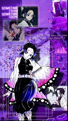 Shinobu Kocho Demon Slayer Poster