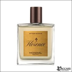 Mondial After Shave Lotion Splash, Florence, 100ml   Maggard Razors - Straight Razor Restoration, Custom Scales and Wet Shaving Products
