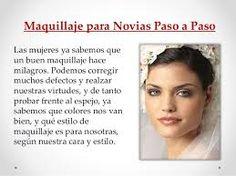 Resultado de imagen de maquillaje natural para novias paso a paso