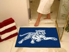 Jackson State University All-Star Rug