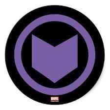 Hawkeye Logo Avangersendgamewallpaper Hawkeye Logo Marvelbackground Marvelchibi Marveldeadpool Marvelheris Marvelh Marvel Hawkeye Avengers Logo Hawkeye