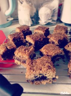 Mrs Oxter's Oaty Crumbles www.bakewithbree.blogspot.com