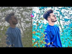 picsart tutorial - YouTube Portrait Background, Love Background Images, Editing Background, Change Background, Background Colour, Photo Retouching, Photo Editing, Photo Backgrounds, Colorful Backgrounds