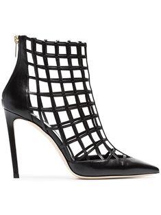 Sheldon 100 caged heels | #heels | #heelsaddict | Stilettos, Stiletto Heels, Leather High Heels, Leather Ankle Boots, Clarks, Designer Shoes On Sale, Chelsea Boots Damen, Baskets, Shoes 2018