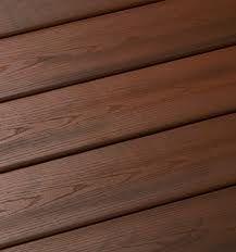 I would love a dark wood trex deck patio