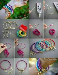 DIY: Armbanden maken - Ze.nl - Hét online magazine voor vrouwen!