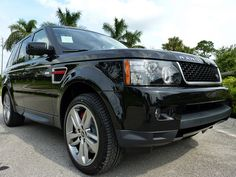2013 Sport LE Supercharged #LandRoverPalmBeach #LandRover #RangeRover http://www.landroverpalmbeach.com/