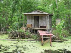 Cabin on the Bayou