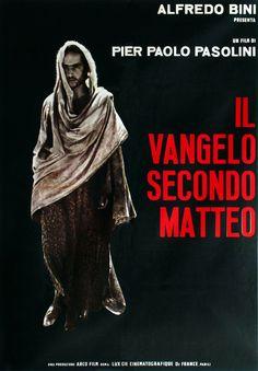 """""""Il Vangelo secondo Matteo"""" (1964). Director: Pier Paolo Pasolini."""