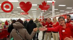 Target's U.S. executives say they are blown away with consumer response to the opening of the chain's first 24 stores in Canada and expect the foray will be profitable next year.  Read more: http://www.ctvnews.ca/business/target-says-it-s-thrilled-by-canadian-response-to-store-openings-1.1215409#ixzz2Orwi9Y6y