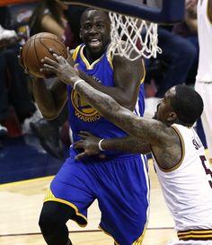 Fuera Draymond Green para quinto juego de la final de NBA -...