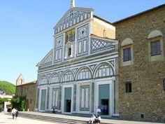 San Minato al Monte, Firenze, Italia, Sept 2007