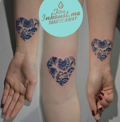 folklore tattoo forarm Medium Tattoos, Flower Mandala, Cute Tattoos, Let Them Eat Cake, Tattoo Designs, Tattoo Ideas, Folklore, Tatting, Piercings