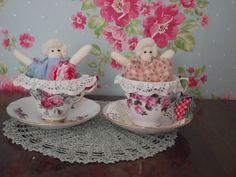 Tea cup baby £10.00