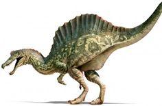 Spinosaurus - ein riesiger Fleischesser