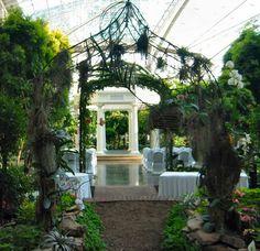 Gaylord Opryland Resort Wedding Ceremony