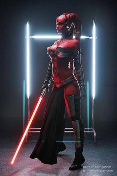 Darth Talon Star Wars Cosplay http://geekxgirls.com/article.php?ID=9499