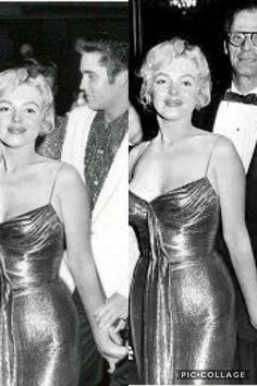 Elvis and Marilyn photoshopped