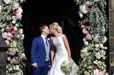 Declan Donnelly set to marry agent Ali Astall in Newcastle ceremony #dailymail