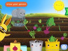 Gro Garden kids app