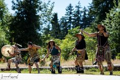 """Thunderbird Sharing Ceremony with Aeriosa and Git Hayetsk: """"People of the Copper Shield"""" and Spakwas Slolem - Eagle Song Dancers on Saturday, July 15th, 2027 was Amazing and we grateful and honored to be present for this sharing of old and new! Nt'oyaxsn Thank you Lorand Photography for sharing your beautiful photos!"""