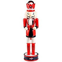 Forever Collectibles Christmas Nutcracker Washington Capitals Official NHL 14 inch