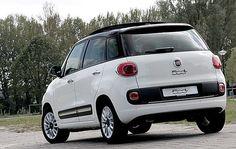 Fiat 500L voortaan leverbaar met 'City Brake Control' | AutoItalia.nl