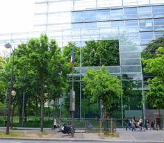 Paris and Beyond: Fondation Cartier pour l'Art Contemporain - le ref...