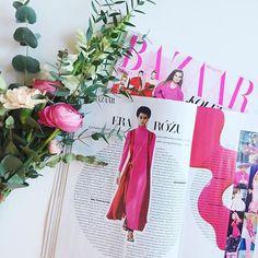 """Wiedzieliście że róż był kiedyś kolorem """"męskim""""?Artykuł @kara_becker o historii jednego z najmodniejszych kolorów sezonu znajdziecie w najnowszym kwietniowym #harpersbazaar! #harpersbazaarpolska #pink #thinkpink #fashion #history #flowers #spring  via HARPER'S BAZAAR POLAND MAGAZINE OFFICIAL INSTAGRAM - Fashion Campaigns  Haute Couture  Advertising  Editorial Photography  Magazine Cover Designs  Supermodels  Runway Models"""