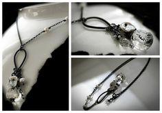 Royale necklace, handmade by Paulan korukauppa.