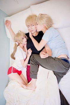 19Day - Hana(泣花冥) 賤賤, Zhamao's sister, 炸毛 Cosplay Photo - Cure WorldCosplay