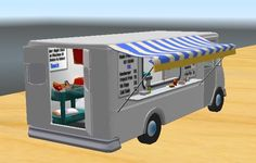 mobile food truck business plan