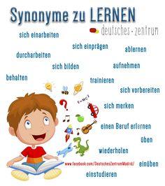 Lernen Deutsch Wortschatz Grammatik German DAF Alemán Vocabulario