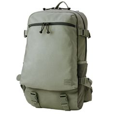 This is 'PORTER STEALTH DAY PACK'.More information can be found at the web site of 'Yoshida Kaban'.