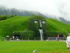 Austria - Swarovski Museum (Kristallwelten) | Flickr - Photo Sharing!