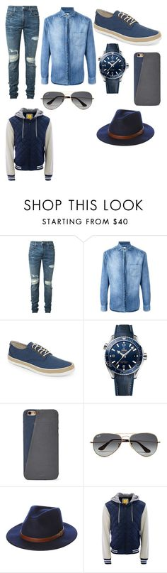 """""""Twilight fan fic war when receiving powers"""" by emily-pugh-i ❤ liked on Polyvore featuring AMIRI, Brunello Cucinelli, Original Penguin, OMEGA, FOSSIL, Ray-Ban, Brixton, Aéropostale, men's fashion and menswear"""
