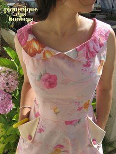 50`s dress by Kitty-San via DaWanda