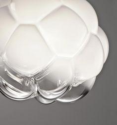 Cloudy Lamp by Mathieu Lehanneur