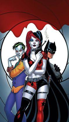 Dc Comics, Batman Comics, Image Comics, Harley Quinn Et Le Joker, Batman Arkham Knight, Arkham Asylum, Birds Of Prey, Injustice 2, New 52