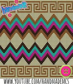 Patrón wayuu