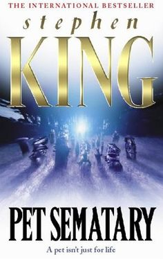 """READ BOOK """"Pet Sematary by Stephen King""""  phone pocket purchase macbook android online"""