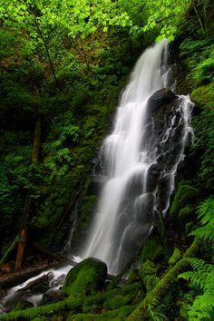 Munra Creek - Waterfall Photography