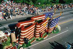Parade Float Themes