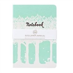 Squirrel Trees Notebook