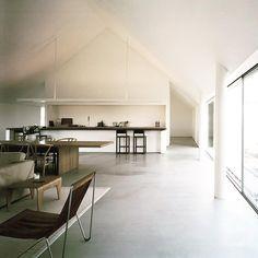 Space // John Pawson #johnpawson #architecture #interiordesign #saturday #home #view #design #beauty #space #sweden #baronhouse #heidiweisel